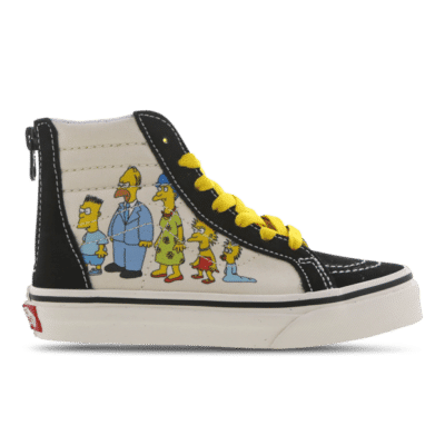 Vans Sk8-hi Zip The Simpsons 1987-2020 Blue VN0ABUX17E
