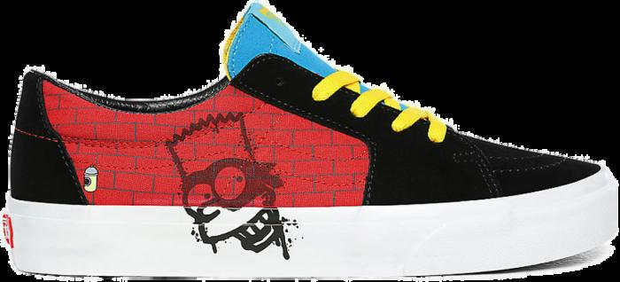 """Vans Simpsons UA SK8 – Low """"El Barto"""" VN0A4UUK17A1"""