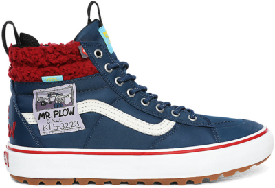 VANS The Simpsons X Vans Mr. Plow Sk8-hi Mte 2.0 Dx  VN0A4P3I23V