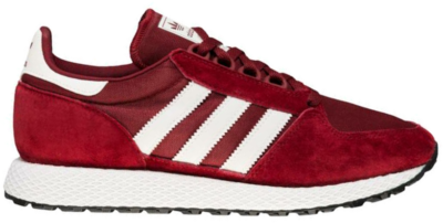 adidas Originals Forest Grove Sneakers CG5674 rood CG5674