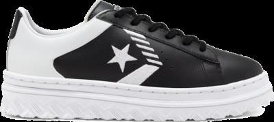 Converse Unisex Rivals Pro Leather X2 Low Top Black 168760C