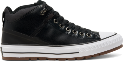 Converse Unisex Chuck Taylor All Star Street Boot High Top Black/ White 168865C