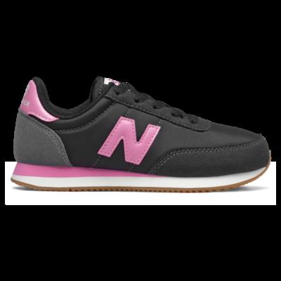 New Balance 720 Black/Candy Pink