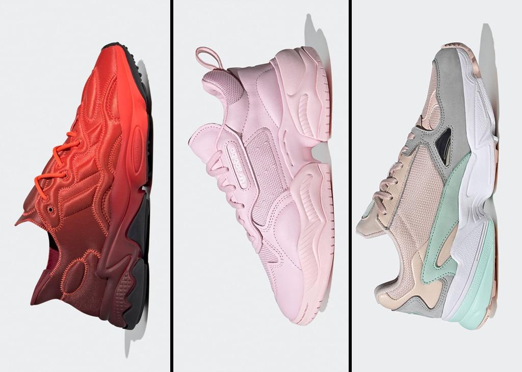 Drie van die: adidas blijft bij de tijd in 2020!