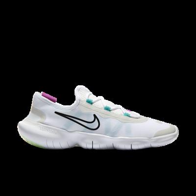 Nike Free RN 5.0 2020 Wit CI9921-102