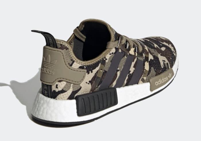 back Adidas nmd r1