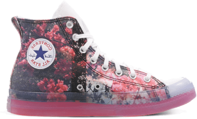 "Converse x SHANIQWA JARVIS CTAS CX HI ""TEABERRY"" 169071C"