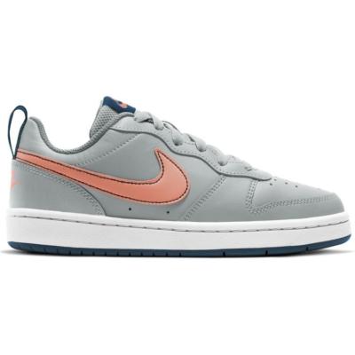 Sneakers Nike Court Borough Low 2 (Gs) by Nike Grijs BQ5448-009