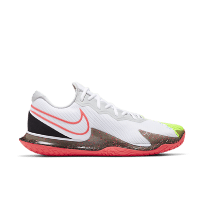 NikeCourt Air Zoom Vapor Cage 4 Hardcourt Wit CD0424-104