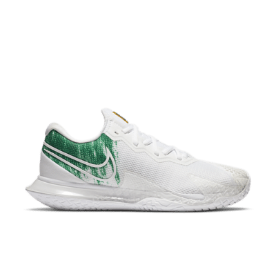 NikeCourt Air Zoom Vapor Cage 4 Hardcourt Wit CD0431-102