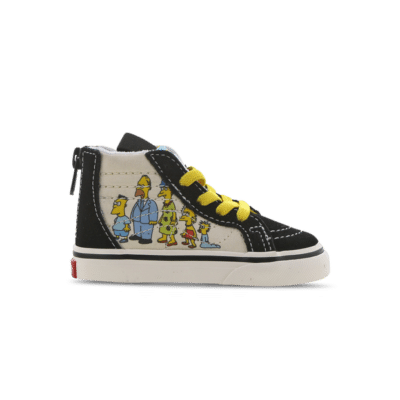 Vans Sk8-hi Zip The Simpsons 1987-2020 Blue VN0A4BV117E