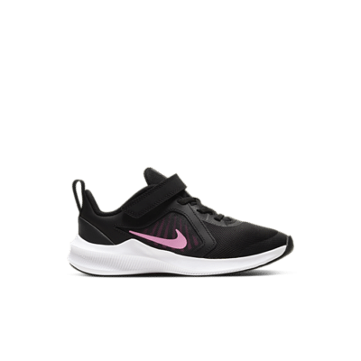 Nike Downshifter 10 Zwart CJ2067-002