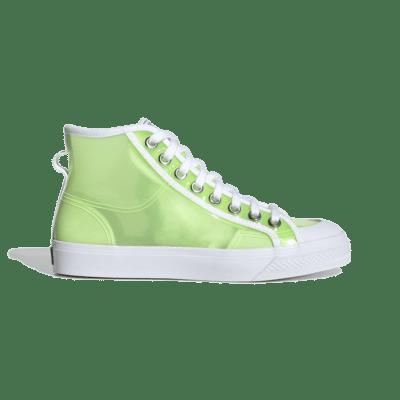 adidas Nizza Hi Jelly Signal Green FW9942