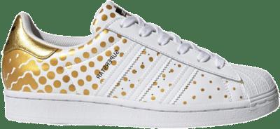 adidas Superstar Gold Metallic FX8552
