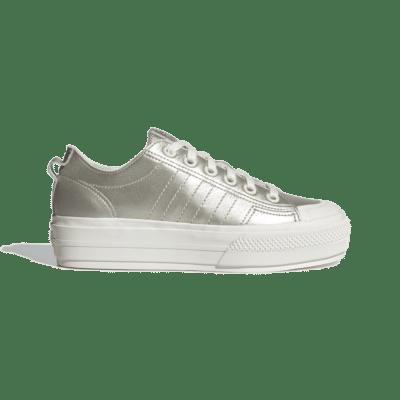 adidas NIZZA RF PLATFORM W Off White G55913