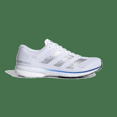 adidas Adizero Adios 5 Cloud White FV7334