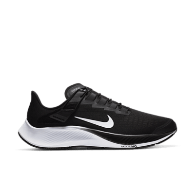 Nike Air Zoom Pegasus 37 FlyEase Black White CK8474-003