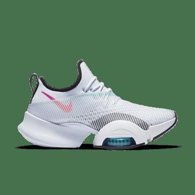 Nike Wmns Air Zoom SuperRep 'Football Grey' Grey BQ7043-020