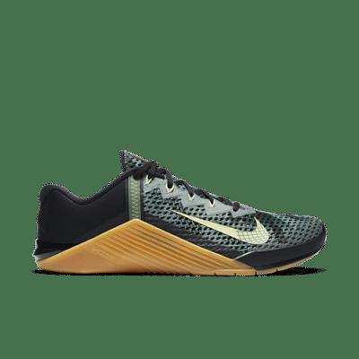 Nike Metcon 6 'Black Gum' Black CK9388-032