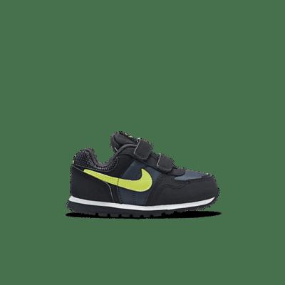 Nike MD Runner Zwart 652966-030