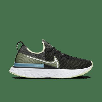 Nike React Infinity Run Flyknit Zwart CD4372-006