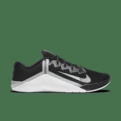 Nike Metcon 6 'Light Solar Flare Heather' Black CK9388-010