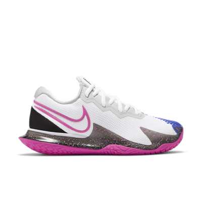 NikeCourt Air Zoom Vapor Cage 4 Hardcourt Wit CD0431-101