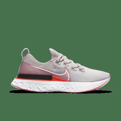 Nike React Infinity Run Flyknit Paars CD4372-502
