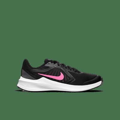 Nike Downshifter 10 Zwart CJ2066-002