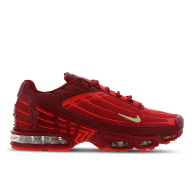 Nike Tuned 3 Red CK6715-600