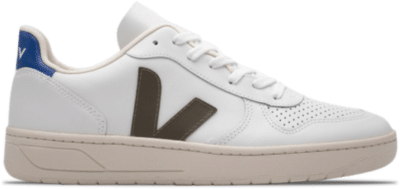 """Veja V-10 Leather """"Kaki indigo"""" VX022283B"""