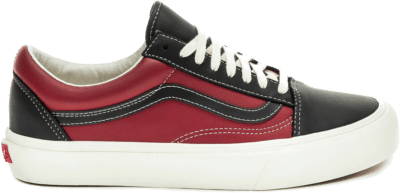 Vans Vault Old Skool LX *Leather* black VN0A4BVF22C1