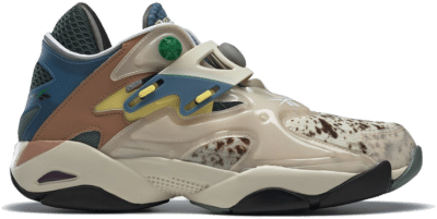 Reebok Pump Court x Braindead Brown FW4675