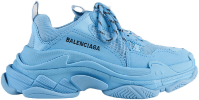 Balenciaga Triple S Light Blue (W) 524039W2FW14800