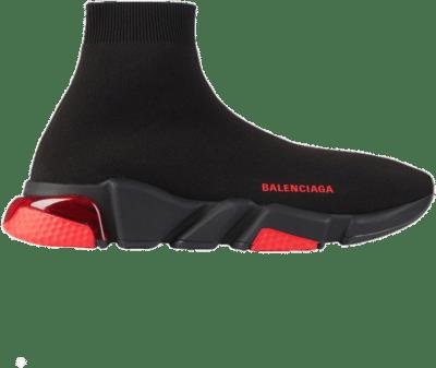 Balenciaga Speed Clearsole Red 607544W05GH1061
