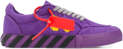 Off-White Low Vulc Violet OMIA085R20D330502960