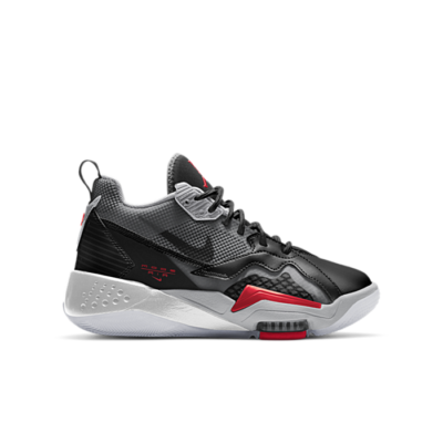 Jordan Zoom 92 Black Cement (GS) CN9138-001