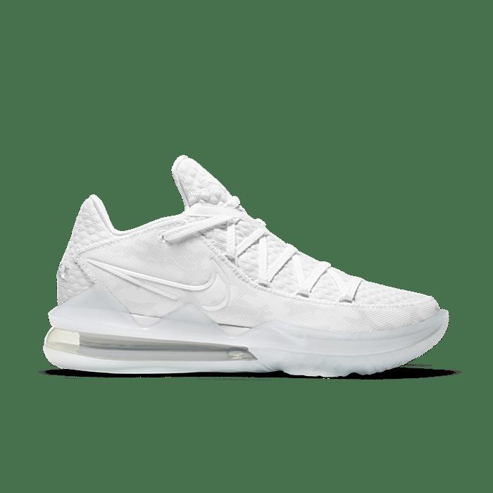 """Nike Lebron 17 Low """"Pure Platinum"""" CD5007-103"""