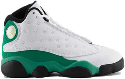 Jordan 13 Retro White Lucky Green (PS) 414575-113
