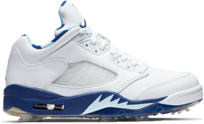 Jordan 5 Retro Low Golf Grape Ice CW4206-100