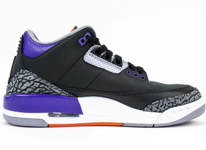 Court Purple Nike Air Jordan 3