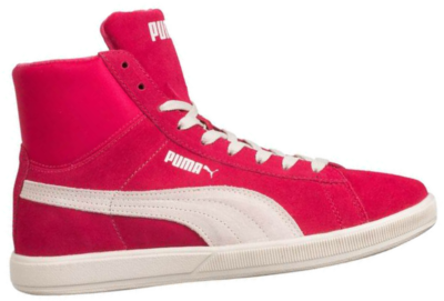 PUMA Lite Mid Suede Sneakers 356426-07 roze 356426-07