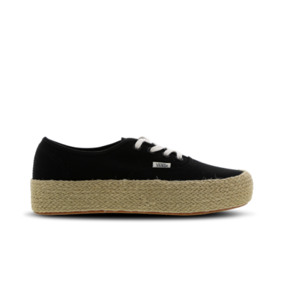 Vans Ua Authentic Platform Esp Black VN0A3NAQBLK