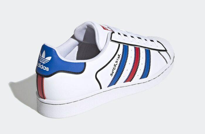 sharpie Adidas superstar