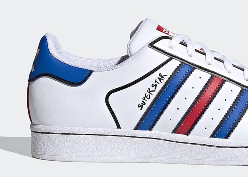 Lukt het jou om scherp te blijven met de adidas Superstar Sharpie?