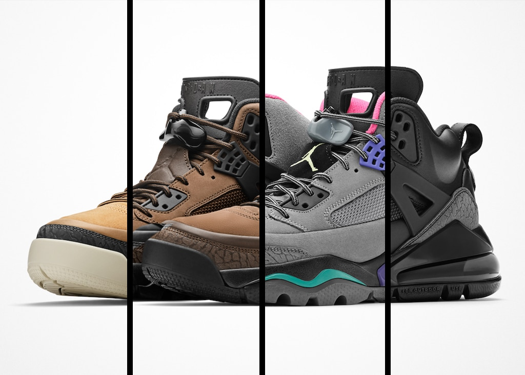 Remixin' the old with the new: Air Jordan Spizike 270 boot release