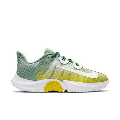 NikeCourt Air Zoom GP Turbo Hardcourt Groen CK7580-300
