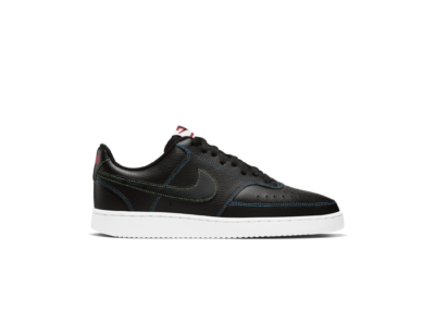 Nike Court Vision Low Black Multicolor CD5463-006