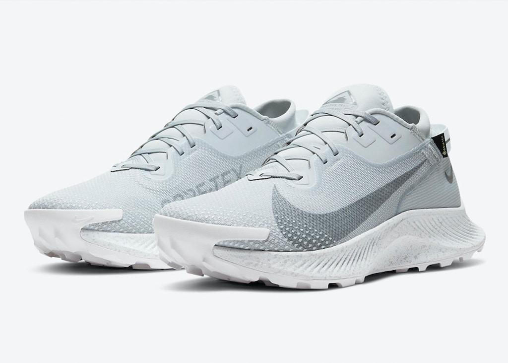 Nóg een paartje Gore-Tex Nikes: de Pegasus Trail 2 Gore-Tex Pure Platinum