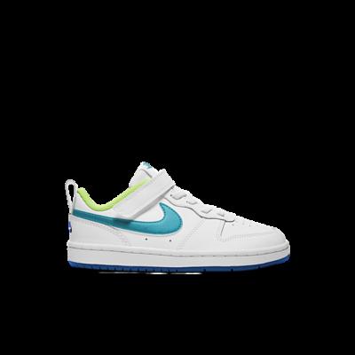 Nike Court Borough Low 2 Wit BQ5451-105